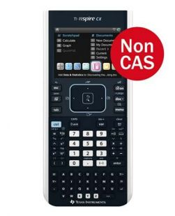 TI-Nspire CX NON-CAS calculator