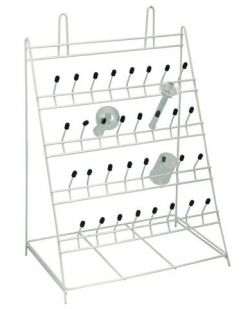 Draining rack, bench/wall mounted, 32 place