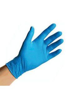 Nitrile gloves, box/100