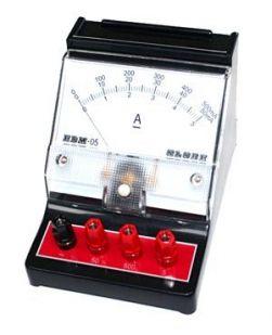 Student bench meter, analogue, DC