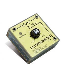Potentiometer, radio type