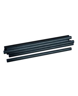 Electrodes, carbon rod