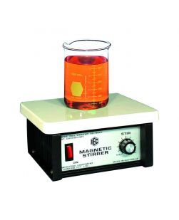 Magnetic stirrer w/epoxy coated plate