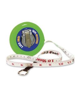 Tape measure, Surveyor, Closed reel, Wind up