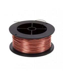 Copper wire, bare, 50g reel